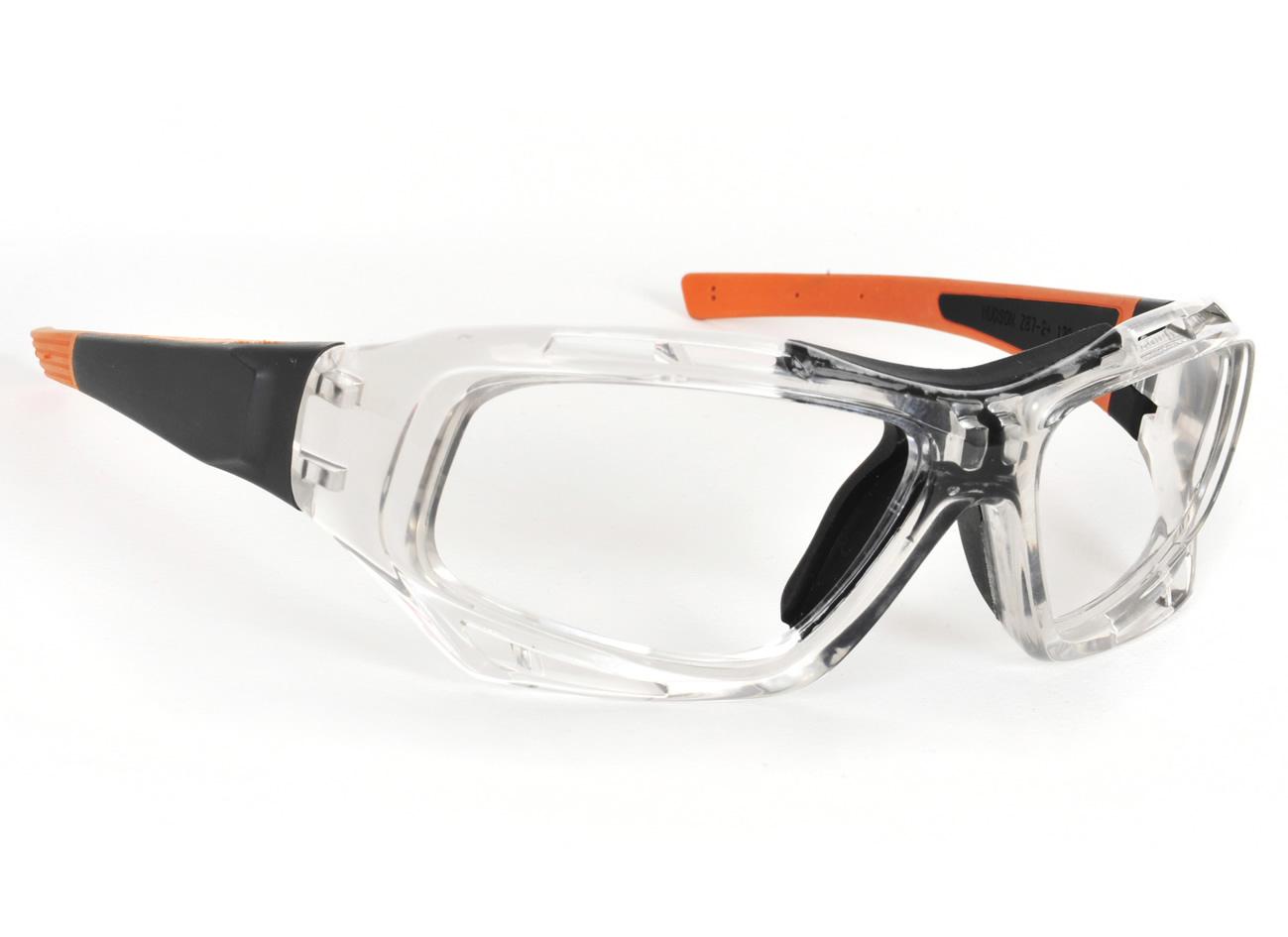 hudson safety glasses